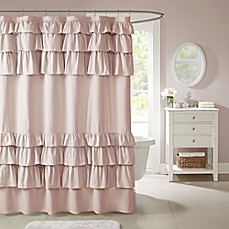 Madison Park Grace 72 Inch Shower Curtain
