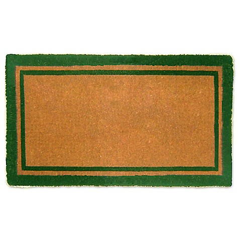 Buy Nature Mats By Geo 24 Inch X 39 Inch Double Border
