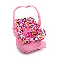image of Joovy® Toy Infant Car Seat in Pink
