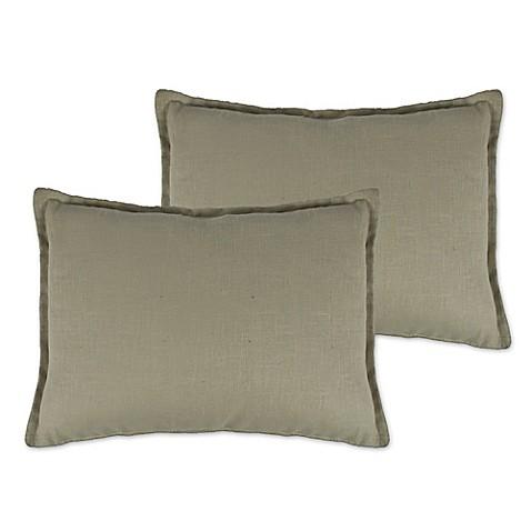Sherry Kline Hamilton Oblong Throw Pillows (Set of 2) - Bed Bath & Beyond