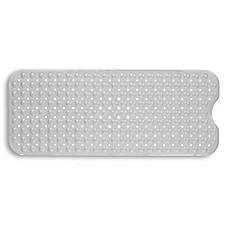 Extra Long Deluxe 16 Inch By 39 Inch Bath Mat
