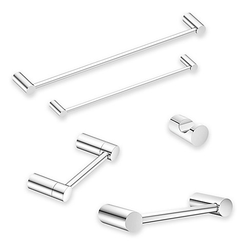 Moenu0026reg Align Bath Hardware Collection