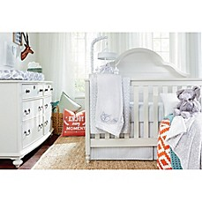 image of Wendy Bellissimo™ Unisex Mix & Match Crib Bedding Collection in Grey/Navy
