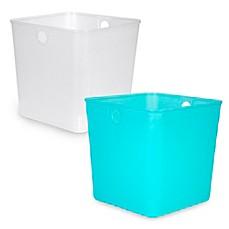 11 Inch Plastic Full Bin