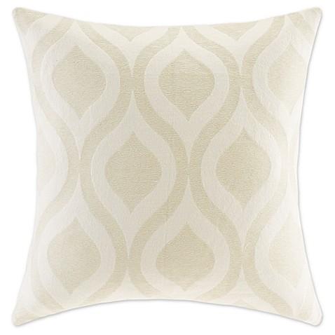 20 Inch Square Decorative Pillows : Madison Park Verona 20-Inch Square Decorative Pillow - Bed Bath & Beyond