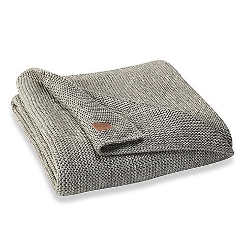 Buy Ugg 174 Pebble Knit Throw Blanket In Granite From Bed