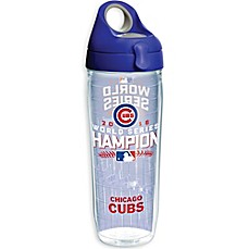 image of Tervis® MLB World Series Champion Chicago Cubs 24 oz. Wrap Water Bottle with Lid