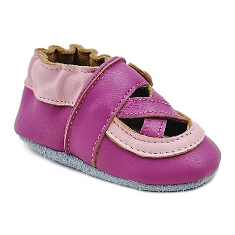 Buy Momo Baby Size 18 24M Ballerina Shoes in Orchid from