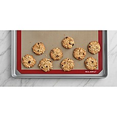 image of Real Simple® Professional 14-Inch x 20-Inch Baking Mat