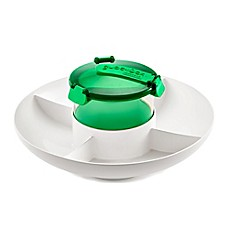 image of Casabella® Guac-Lock™ Dip Bowl Tray
