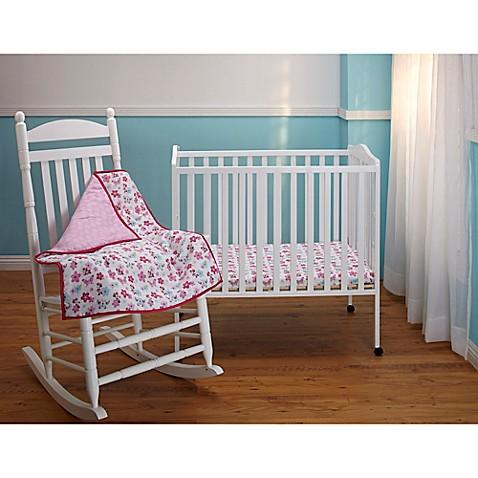 Disney Minnie 39 S Garden Mini Crib Bedding Collection