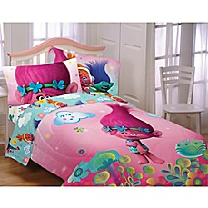 image of Trolls Hugs Harmony Twin/Full Comforter