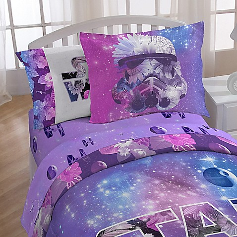 Star Wars Galaxy Sheet Set Bed Bath Amp Beyond