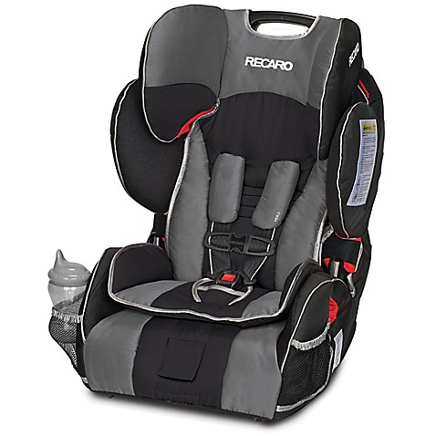 recaro performance sport booster car seat in jett bed bath beyond. Black Bedroom Furniture Sets. Home Design Ideas