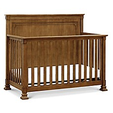 image of Franklin & Ben Nelson Collection Nelson 4-In-1 Convertible Crib Rustic Natural