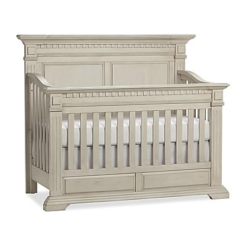 Kingsley Venetian 4 In 1 Convertible Crib In Antique White