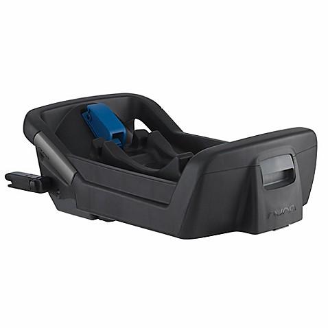nuna pipa infant car seat base in black bed bath beyond. Black Bedroom Furniture Sets. Home Design Ideas