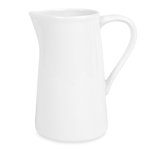 Everyday White® by Fitz and Floyd® 16 oz. Pitcher