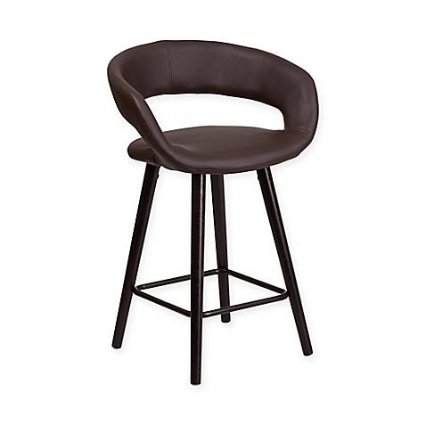 Buy Flash Furniture Brynn 24 Inch Counter Stool In