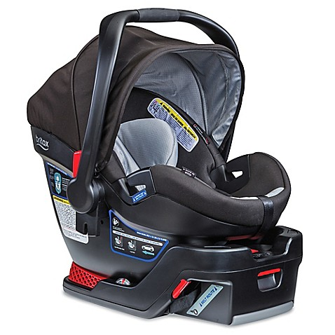britax b safe 35 elite infant car seat in prescott silver buybuy baby. Black Bedroom Furniture Sets. Home Design Ideas