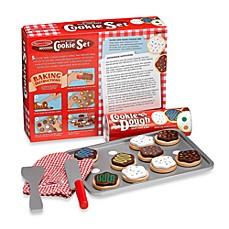 Image Of Melissa Doug Wooden Slice And Bake Cookie Set