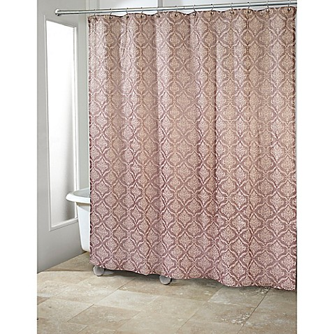 Buy Avanti Shower Curtain In Gold From Bed Bath Amp Beyond
