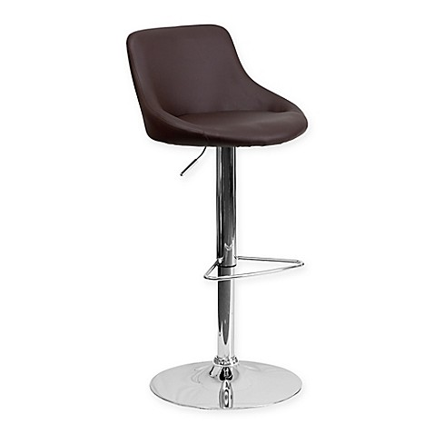 Buy Flash Furniture Contemporary Vinyl Adjustable Bucket