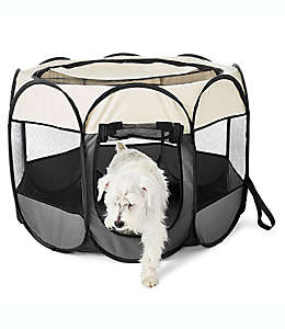 Corral portatil para perro Pawslife™ en gris