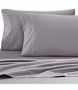 Set de sábanas queen de PimaCott® Wamsutta®, de 500 hilos en gris