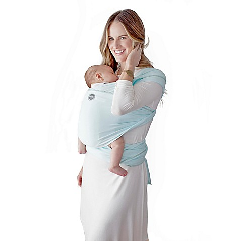 Moby® Wrap Classic Baby Carrier in Mint