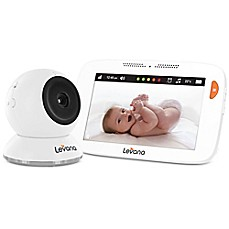 image of Levana® Shiloh™ 32200 5-inch HD Touchscreen Baby Video Monitor