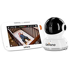 image of Levana® Willow™ 32201 5-Inch HD Touchscreen Baby Video Monitor
