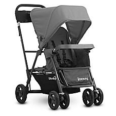 image of Joovy® Caboose Ultralight Graphite Stand-On Tandem Stroller