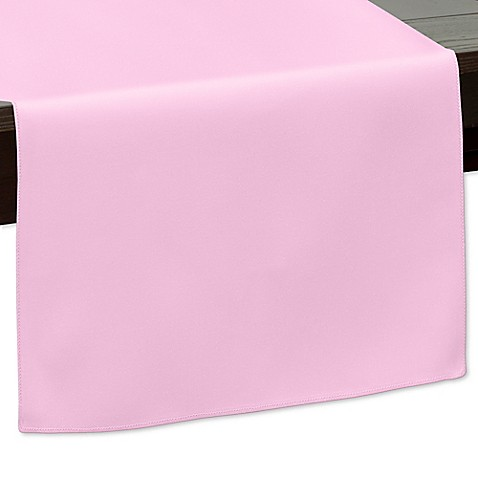 Buy 120 inch indoor outdoor twill table runner in light for 120 inches table runner