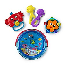 image of Baby Einstein™ Music Of The Seas Drum Set in Blue