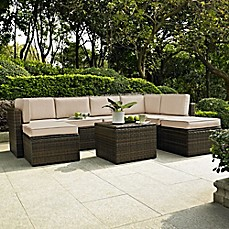 Patio Furniture Sets Collections Folding Tables Chairs More - Bed bath and beyond outdoor furniture