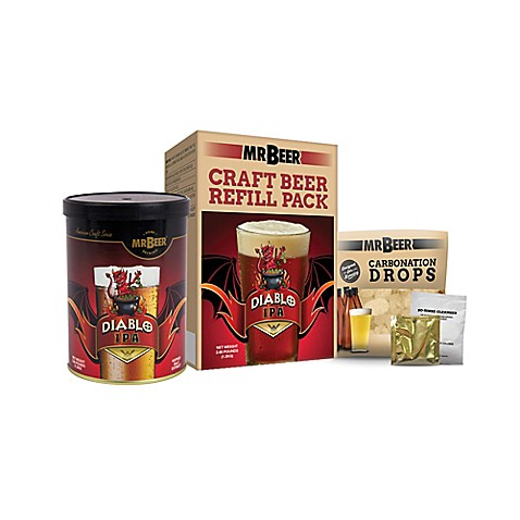 Beer Making Kit Bed Bath And Beyond