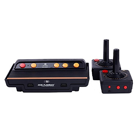 Atari flashback 6 classic video game console bed bath beyond - Atari flashback 3 classic game console ...