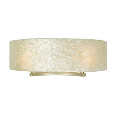 Bathroom Vanity Lights Gold : Varaluz Radius Crushed 2-Light Bath Vanity in Gold - Bed Bath & Beyond