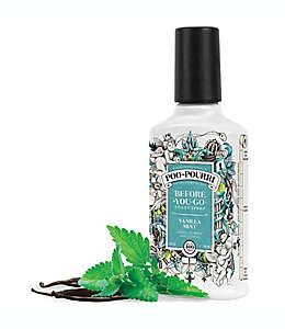 Desodorante en aerosol para baño Poo-Pourri® Before-You-Go® con aroma menta vainilla, 236.58 mL