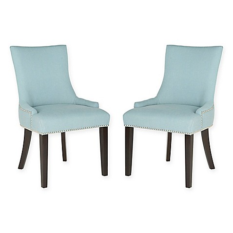 Safavieh Lester Dining Chairs Set of 2 Bed Bath & Beyond