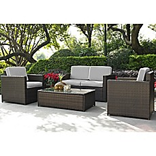 Patio furniture sets collections outdoor patio for Bed bath and beyond patio furniture sets