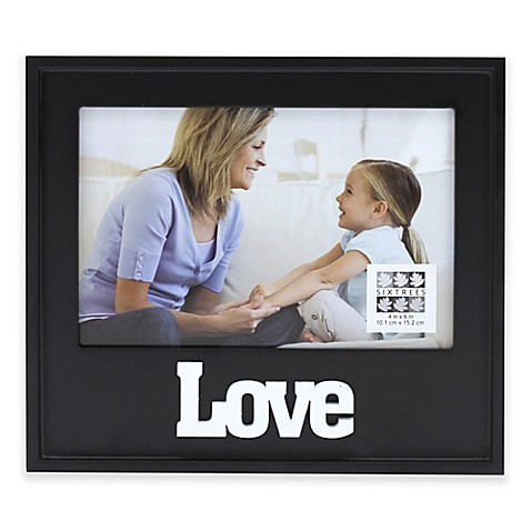 Six Trees Love 4 Inch X 6 Inch Picture Frame Bed Bath Beyond