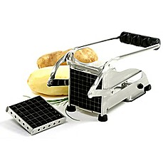 image of Norpro® Commercial French Fry Cutter in Black/Silver