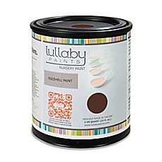 image of Lullaby Paints Baby Nursery Wall Paint in Bittersweet Morsels