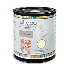 image of Lullaby Paints Baby Nursery Wall Paint in Creamy Chiffon