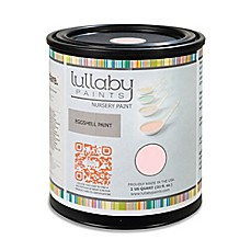 image of Lullaby Paints Baby Nursery Wall Paint in Pretty in Pink