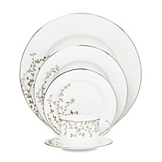 image of kate spade new york Gardner Street™ Platinum Dinnerware Collection