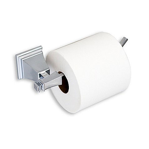 Rainier™ Toilet Paper Holder in Polished Chrome - Bed Bath & Beyond