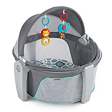 image of Fisher-Price® Bubbles On-the-Go Baby Dome